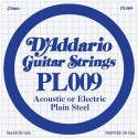 D'Addario Guitar Strings Single