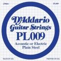 D'Addario Guitar Strings Single