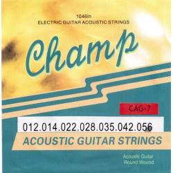Champ Seven Guitar Strings