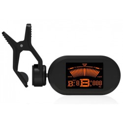 Phil Pro Guitar Tuner Compact Black