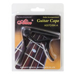 Alice Capo Acoustic Black