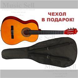 Prado Guitar Classic Yellow + Чехол!