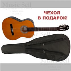 Alicante Guitar Classic Natural + Чехол!