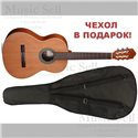 Almansa Spanish Guitar Classic Natural + Чехол!