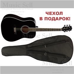 Colombo Dreadnought Black + Чехол!