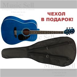 Colombo Dreadnought Blue + Чехол!