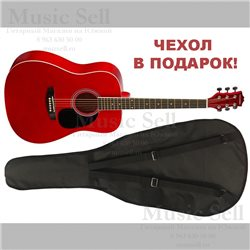 Colombo Dreadnought Red + Чехол!