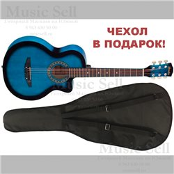 Prado Small Folk Blue + Чехол!