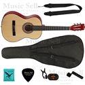 Prado Small Guitar Classic SET Natural - Полный Комплект!