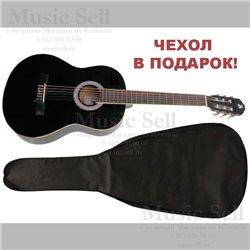 Alicante Small Guitar Classic Black + Чехол!