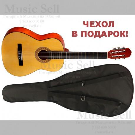 Phil Pro Guitar Classic Natural + Чехол!