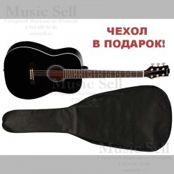 Colombo Folk Black 01 + Чехол!