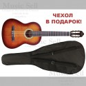 Valencia Guitar Classic Sunburst + Чехол!