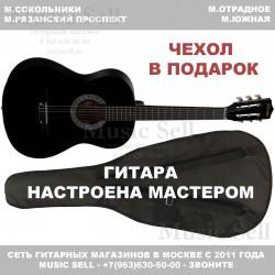 Prado Small Guitar Classic Black + Чехол!