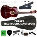 N.Amati Guitar Classic SET Red - Полный Комплект!
