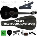 Prado Small Guitar Classic SET Black - Полный Комплект!