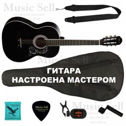 Phil Pro Folk Wide Neck SET Black + Полный Комплект!