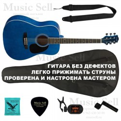 Colombo Dreadnought SET Black - Полный Комплект!