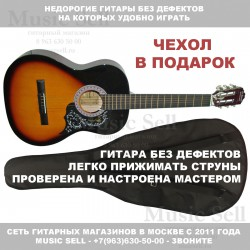 N.Amati Folk Wide Neck Sunburst + Чехол!