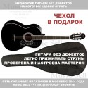 Phil Pro Folk Wide Neck Black + Чехол!