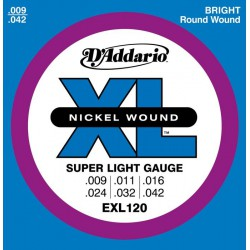 D'Addario Electro Guitar Strings