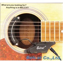 Belcat Pickup Acoustic Guitar